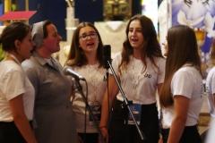 Zespół Bella Voce - zwycięzcy Vincentiany 2017