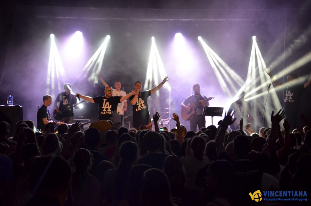 Jubileuszowy koncert Lazarystów